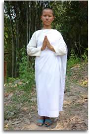 沙弥尼とは ―仏教徒とはなにか *...